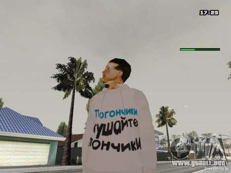 Schmycr para GTA San Andreas