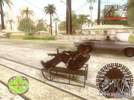 Sani para el motor de GTA San Andreas