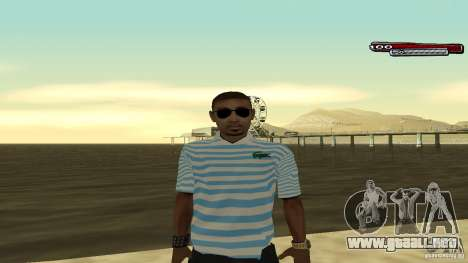 New Latinos para GTA San Andreas