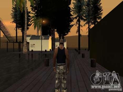 Happy Island Beta 2 para GTA San Andreas