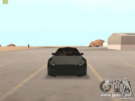 Mitsubishi Eclipse GT NFS-MW para GTA San Andreas left