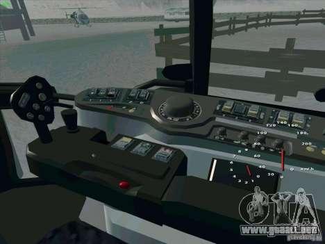 Steyr CVT 170 para la vista superior GTA San Andreas