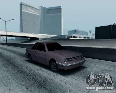 Setan ENBSeries para GTA San Andreas décimo de pantalla
