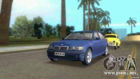 ENB v0075 para GTA Vice City tercera pantalla
