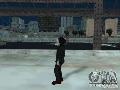 Saw para GTA San Andreas segunda pantalla