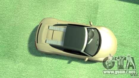 Audi R8 Spyder v10 [EPM] para GTA 4 visión correcta