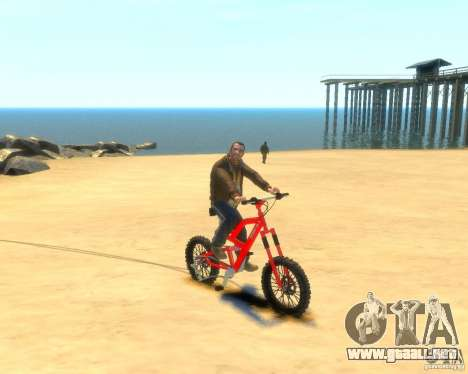 Mountain bike para GTA 4