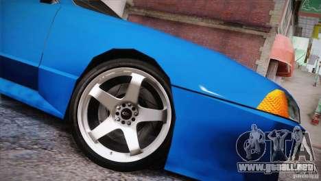 FM3 Wheels Pack para GTA San Andreas undécima de pantalla