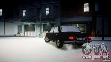 Wartburg 353 W Deluxe para GTA 4 left