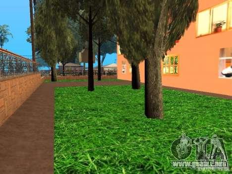 Moteles nuevos para GTA San Andreas sucesivamente de pantalla