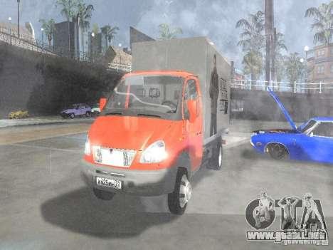 Gacela 33022 para GTA San Andreas