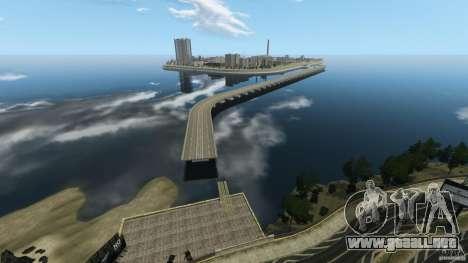 Rusia criminal RAGE para GTA 4 segundos de pantalla