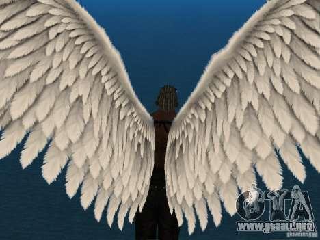 Wings para GTA San Andreas quinta pantalla