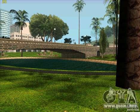 El nuevo parque de Los Santos para GTA San Andreas