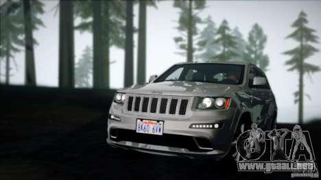 Solid ENB v7.0 para GTA San Andreas sucesivamente de pantalla