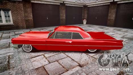Cadillac De Ville v2 para GTA 4 left