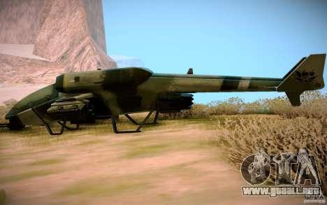 Type 4 Doragon para la visión correcta GTA San Andreas