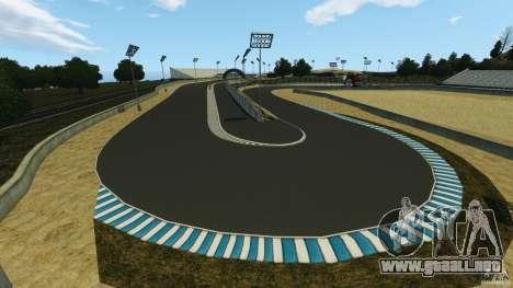 Laguna Seca [Final] [HD] para GTA 4 novena de pantalla