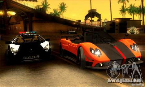 SA_gline v3.0 para GTA San Andreas