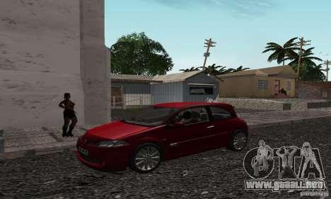New Groove para GTA San Andreas sucesivamente de pantalla