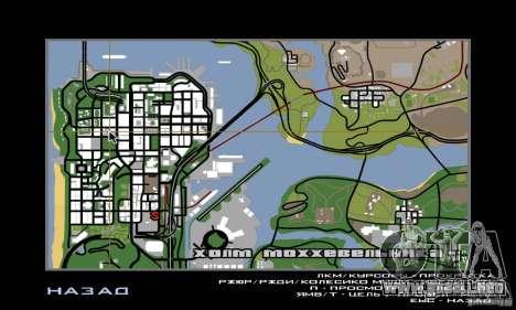 Pepsi Market and Pepsi Truck para GTA San Andreas quinta pantalla