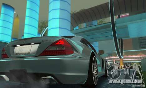 ENBSeries by dyu6 para GTA San Andreas segunda pantalla