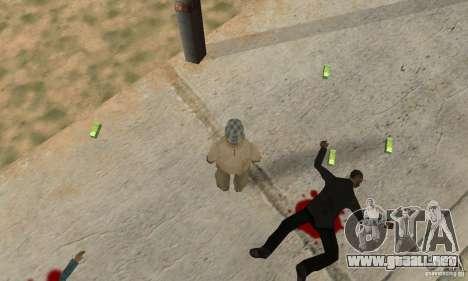 G ucraniano para GTA San Andreas segunda pantalla