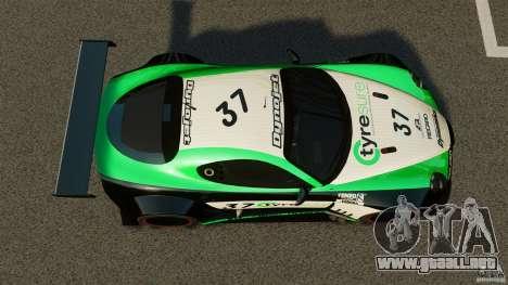 Alfa Romeo 8C Competizione Body Kit 2 para GTA 4 visión correcta