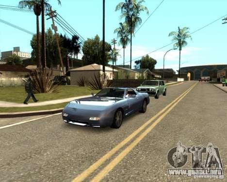 ENBSeries by Sashka911 v3 para GTA San Andreas segunda pantalla