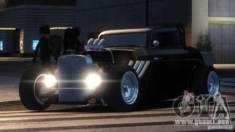 Custom Hot Rod 1933 para GTA 4