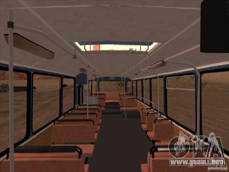 MAN SL200 Exclusive v.1.00 para vista inferior GTA San Andreas