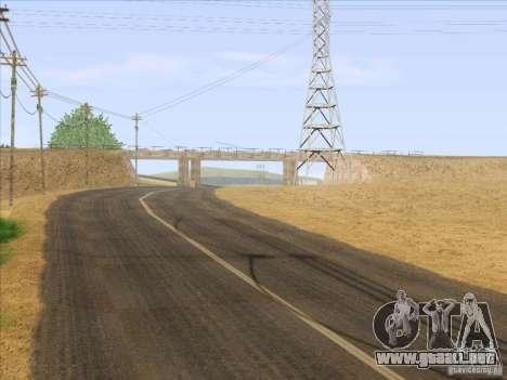 HQ Country Desert v1.3 para GTA San Andreas décimo de pantalla