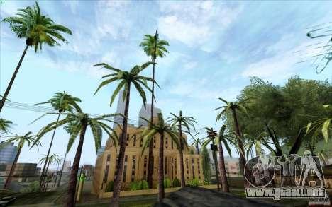 Sa Game HD para GTA San Andreas segunda pantalla