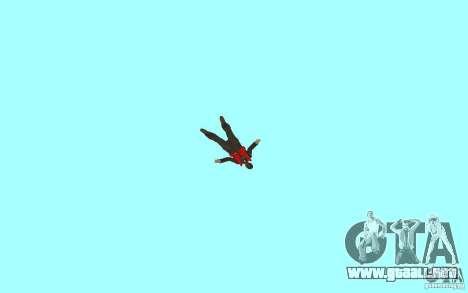 Unique animation of GTA IV V3.0 para GTA San Andreas décimo de pantalla