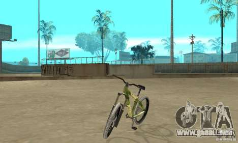 Hardy 3 Dirt Bike para GTA San Andreas