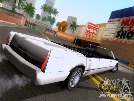 Stretch Cabrio para GTA San Andreas left