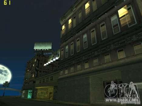 GTA SA IV Los Santos Re-Textured Ciy para GTA San Andreas segunda pantalla