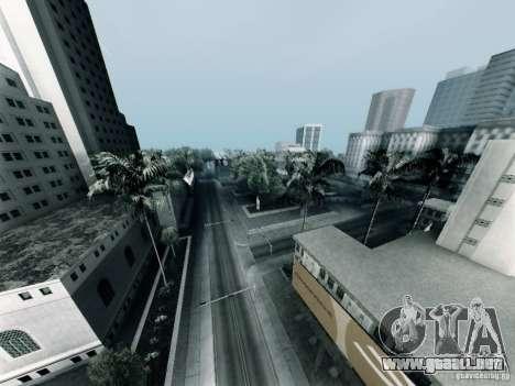 Setan ENBSeries para GTA San Andreas sucesivamente de pantalla