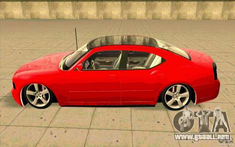 Dodge Charger RT 2010 para GTA San Andreas left