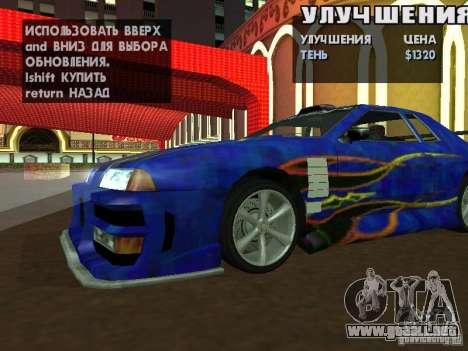 SA HQ Wheels para GTA San Andreas sexta pantalla