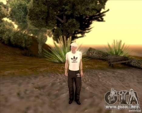 SkinPack for GTA SA para GTA San Andreas undécima de pantalla