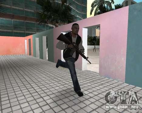 Luis Lopez para GTA Vice City segunda pantalla