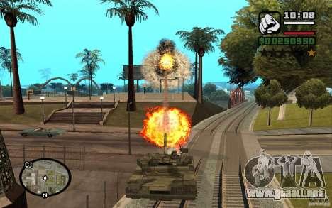Hydra, Panzer mod para GTA San Andreas