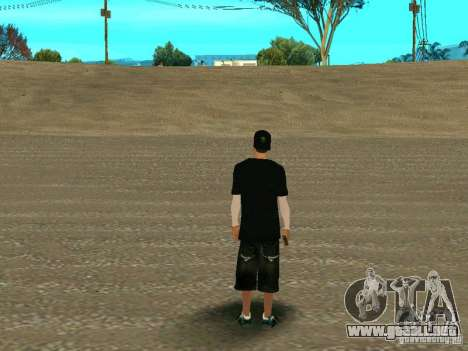 New wmybmx para GTA San Andreas segunda pantalla
