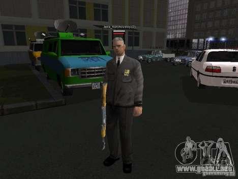 Pieles de milicia para GTA San Andreas séptima pantalla