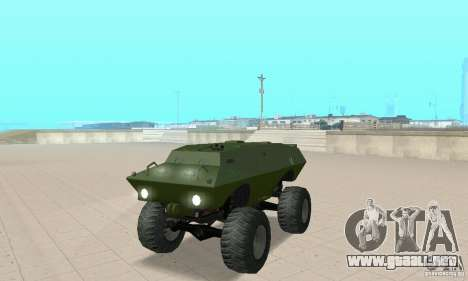 Trail Monster V.1.0 para GTA San Andreas