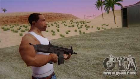 SCAR - H para GTA San Andreas