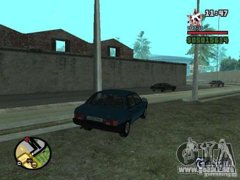 Todas Ruas v3.0 (San Fierro) para GTA San Andreas séptima pantalla
