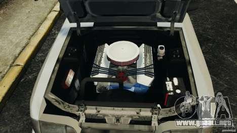 Ford Mustang GT 1993 v1.1 para GTA 4 vista lateral