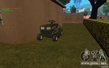 MTD Nogamatic 11 para GTA San Andreas